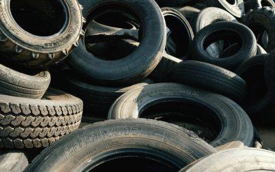 Kaj narediti z odpadnimi gumami?